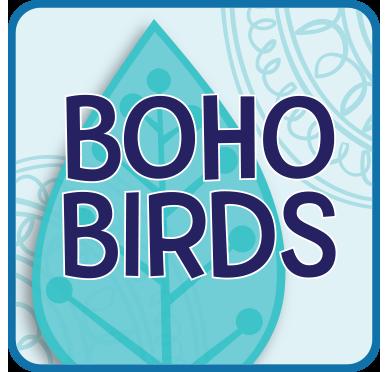 Classroom Decor Boho Birds Decorations Boho Birds Theme