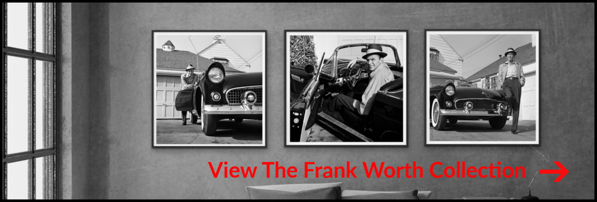 The Frank Worth Photography Collection of Hollywood Images