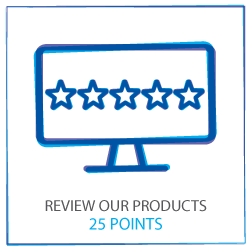 Review a SMOKO product to earn 25 points