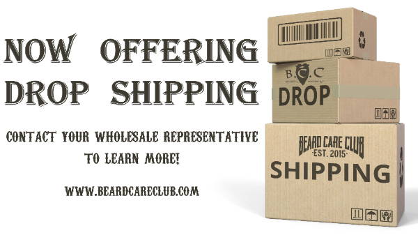 Beard Care Club Offers Drop Shipping