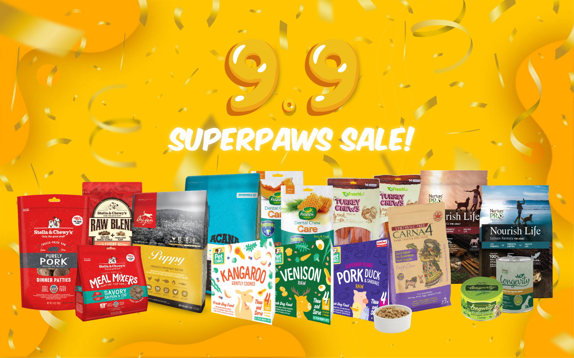 pawpykisses 9.9 superpaws sale 2019