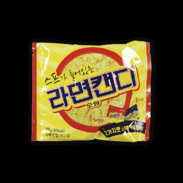 Ramen Candy Lemon Coke