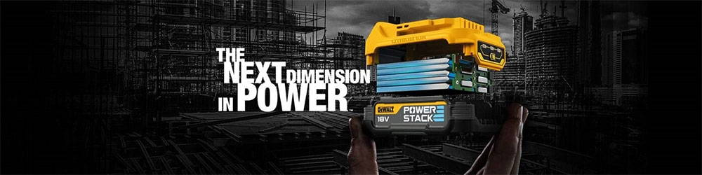 Introducing Dewalt Powerstack Batteries