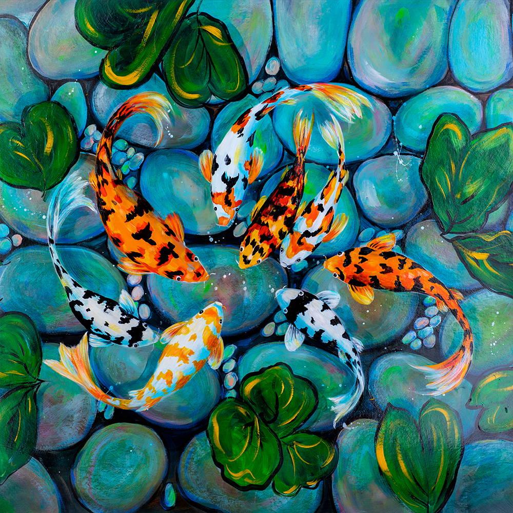 Art by Christine Hunaban