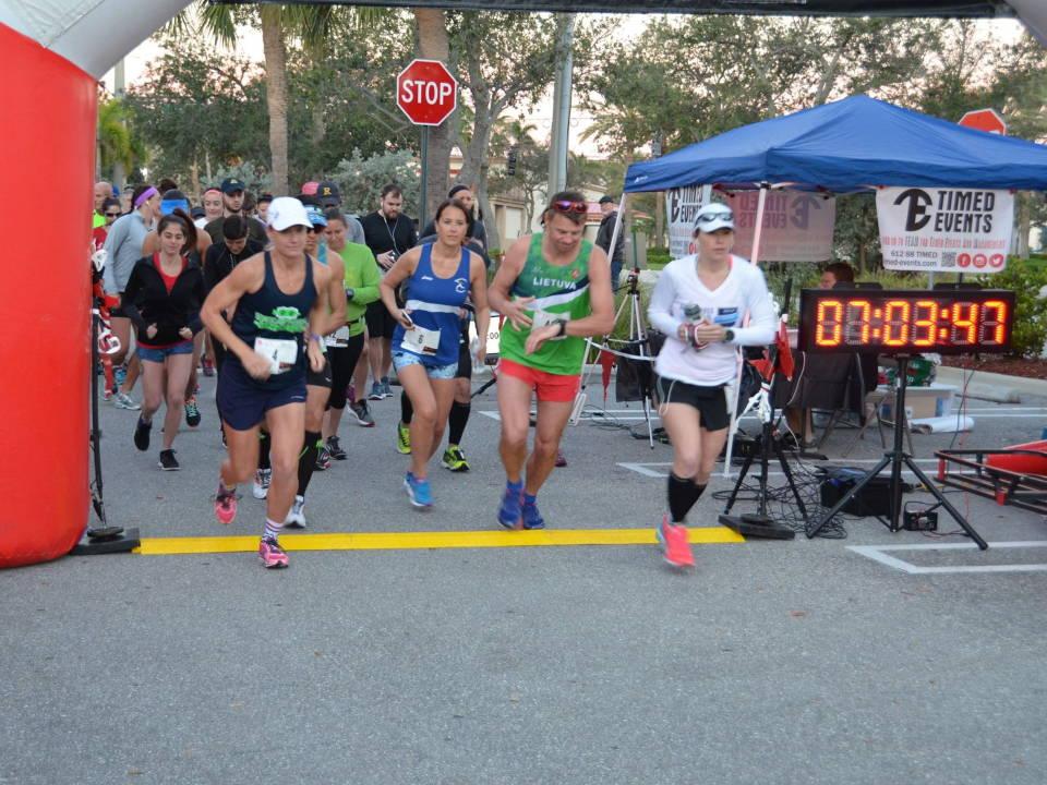 Delray Beach Half Marathon 2017