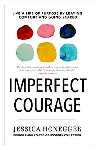 Imperfect Courage social enterprise