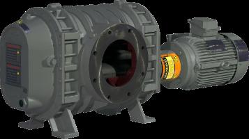 Edwards Mechanical Booster