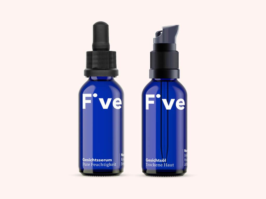 Sommer-Pflegeset: Veganes Beauty Set  Five Skincare