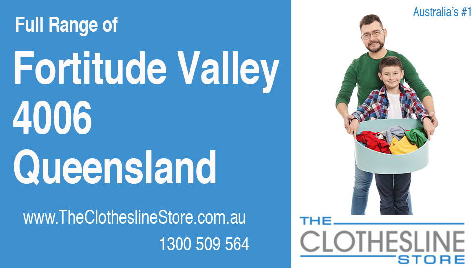 New Clotheslines in Fortitude Valley Queensland 4006