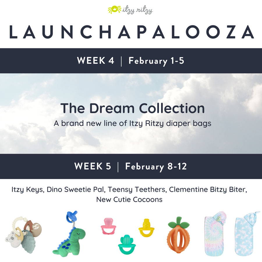 New Arrivals 2021 - Weeks 4-5