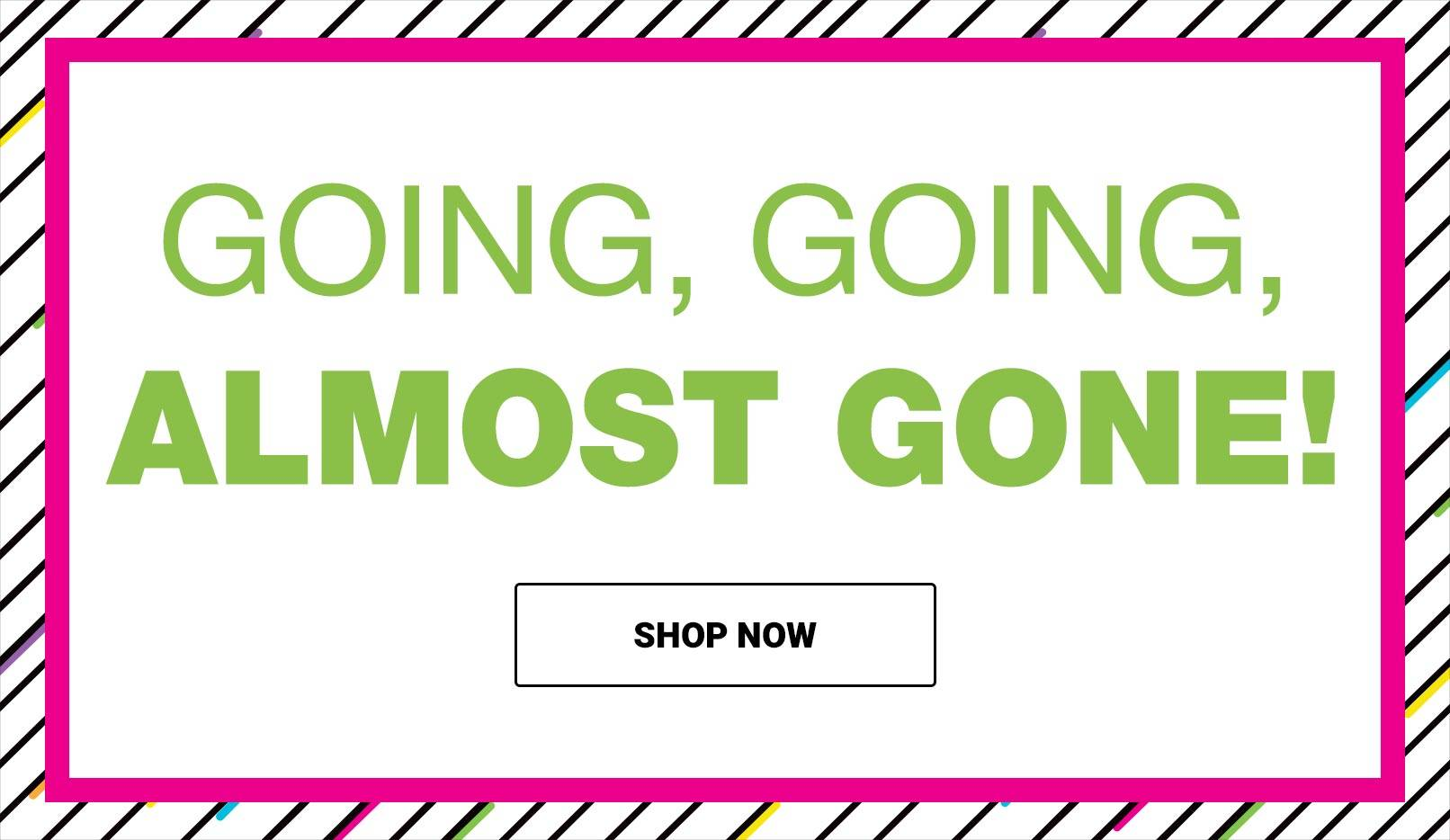 Last Chance for Clearance Teaching Supplies!