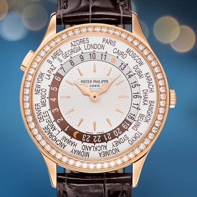 Patek Philippe 7130 Timepiece