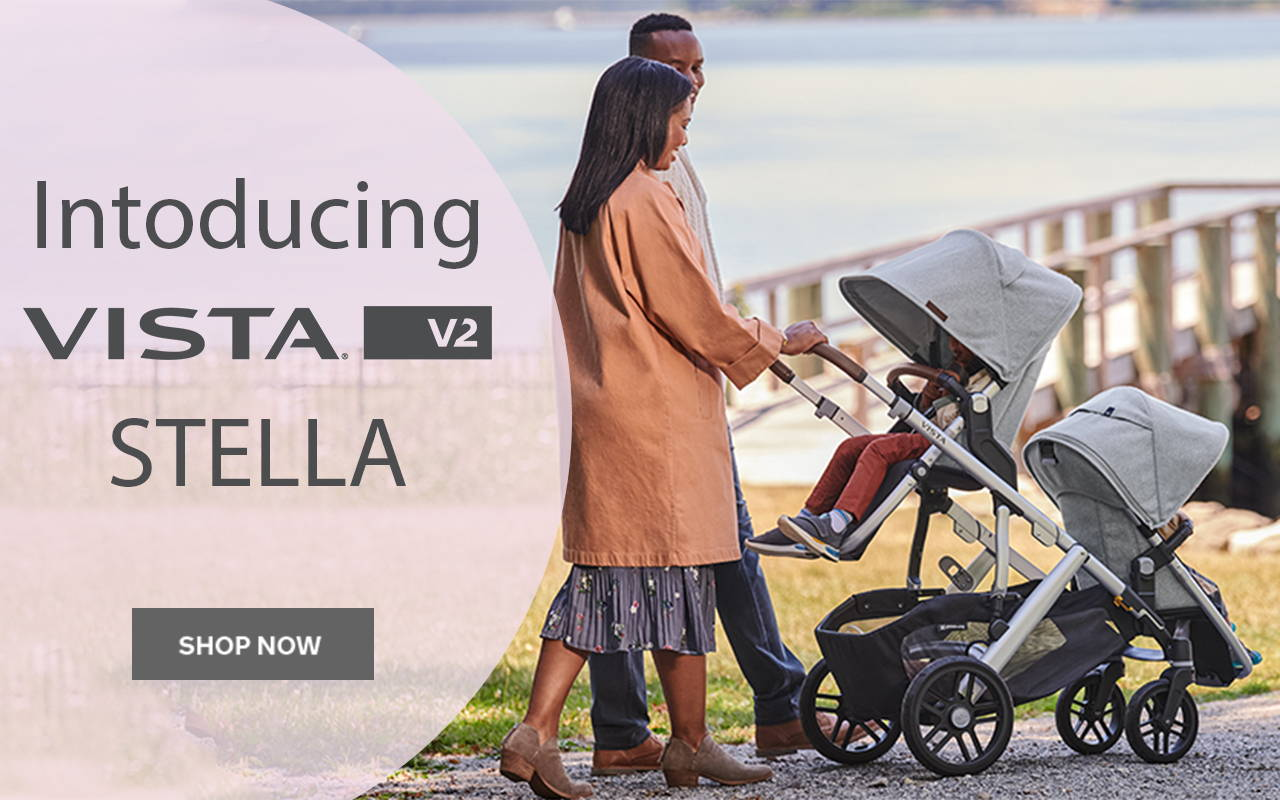 introducing Vista V2 Stella baby stroller, baby gear, Kidsland