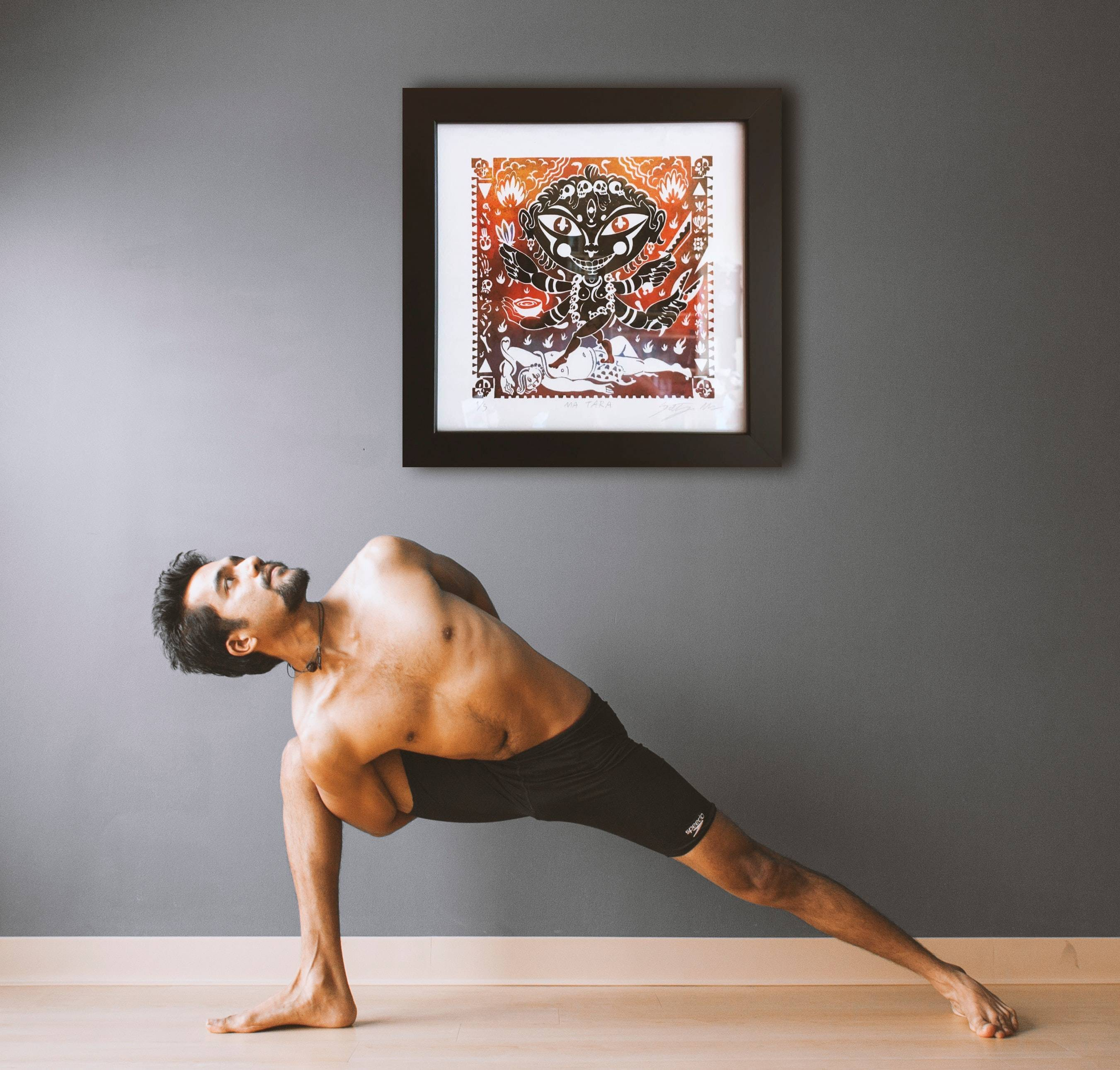 What is Iyengar Yoga? l The Community Hub l Mukha Yoga