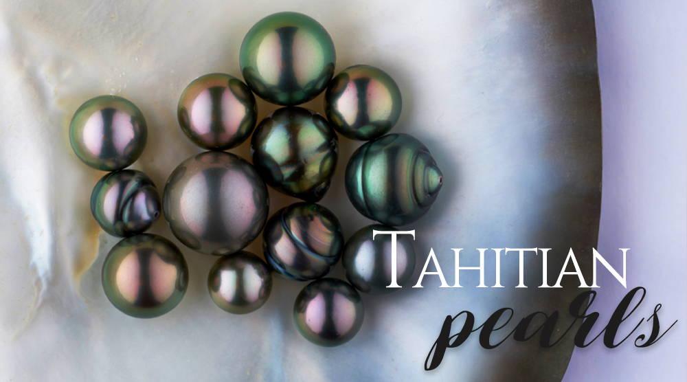 Tahitian Pearl Glamour