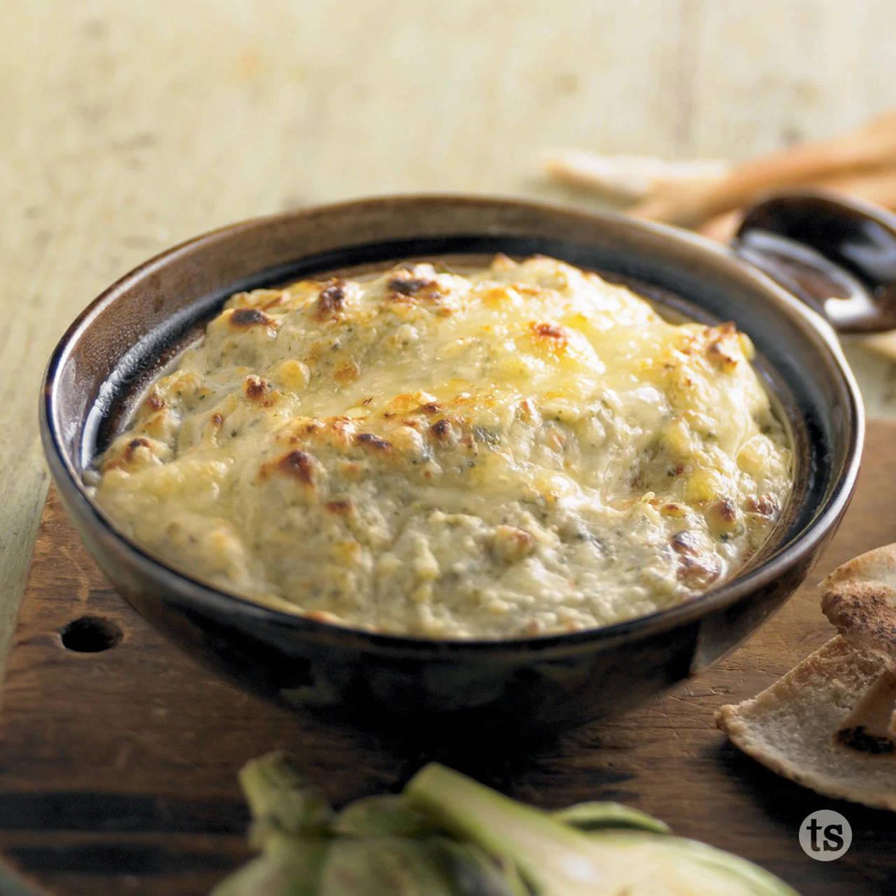 artichoke & spinach warm dip mix