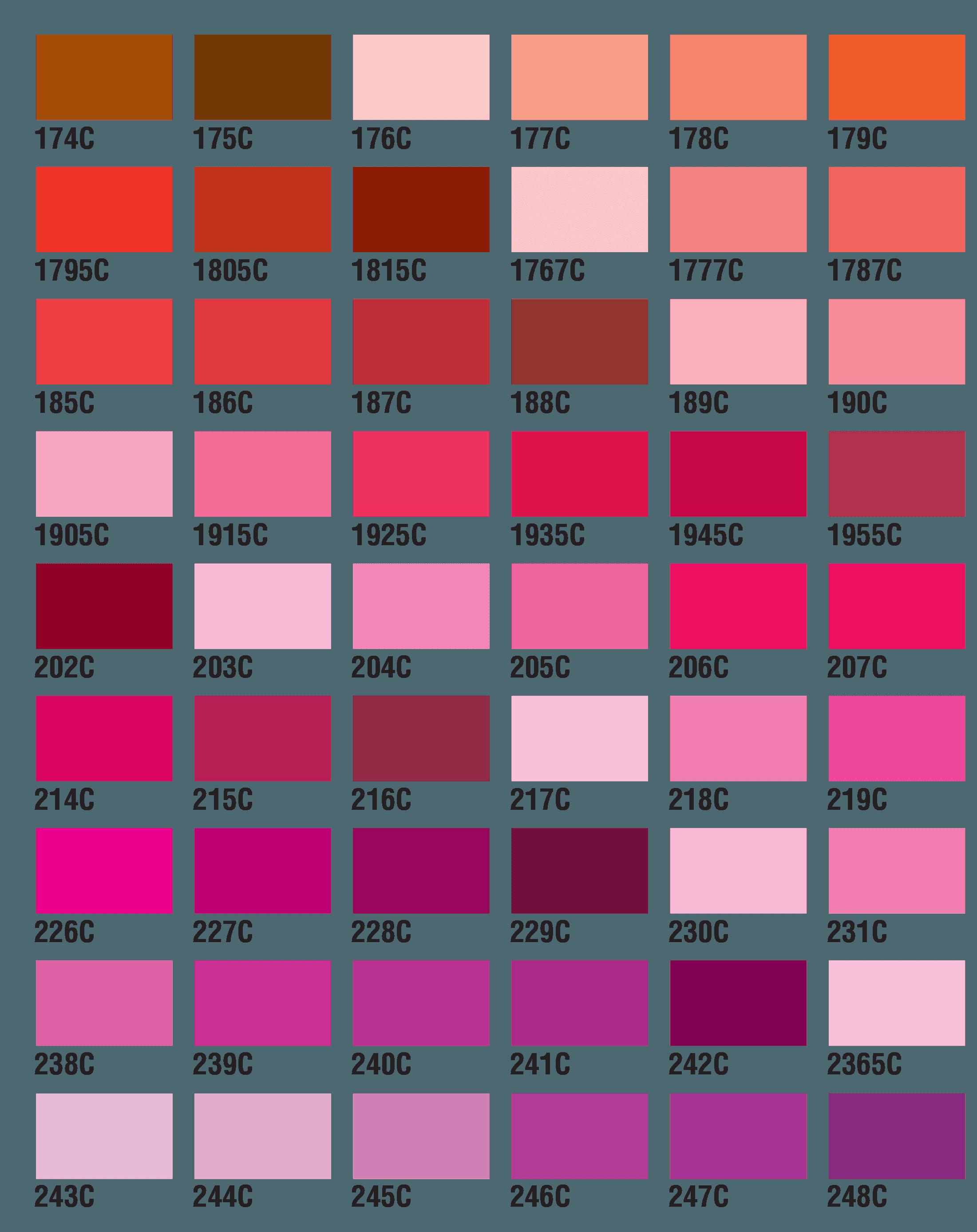 PMS Colors 3