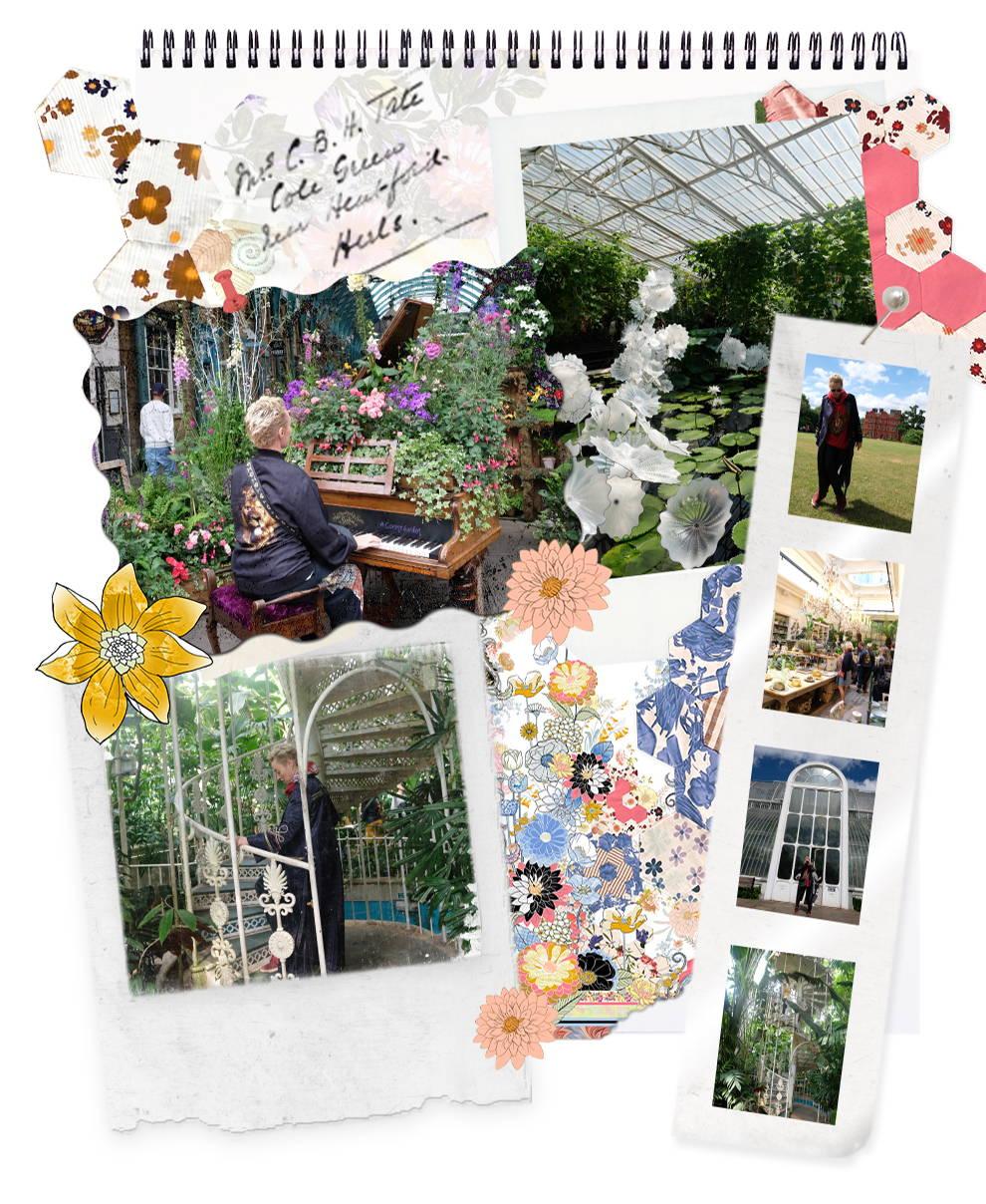 Camilla Franks travel photos from England