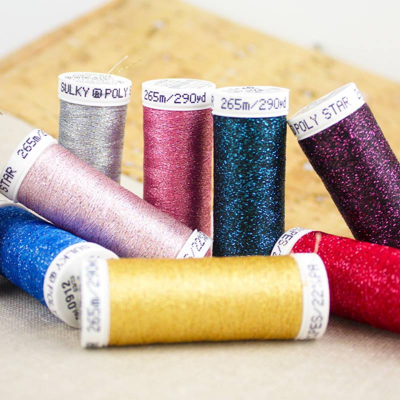 Poly Sparkle Thread