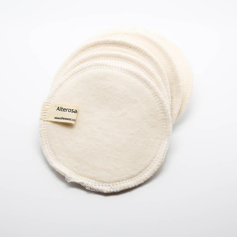coton démaquillant lavable et réutilisable alterosac
