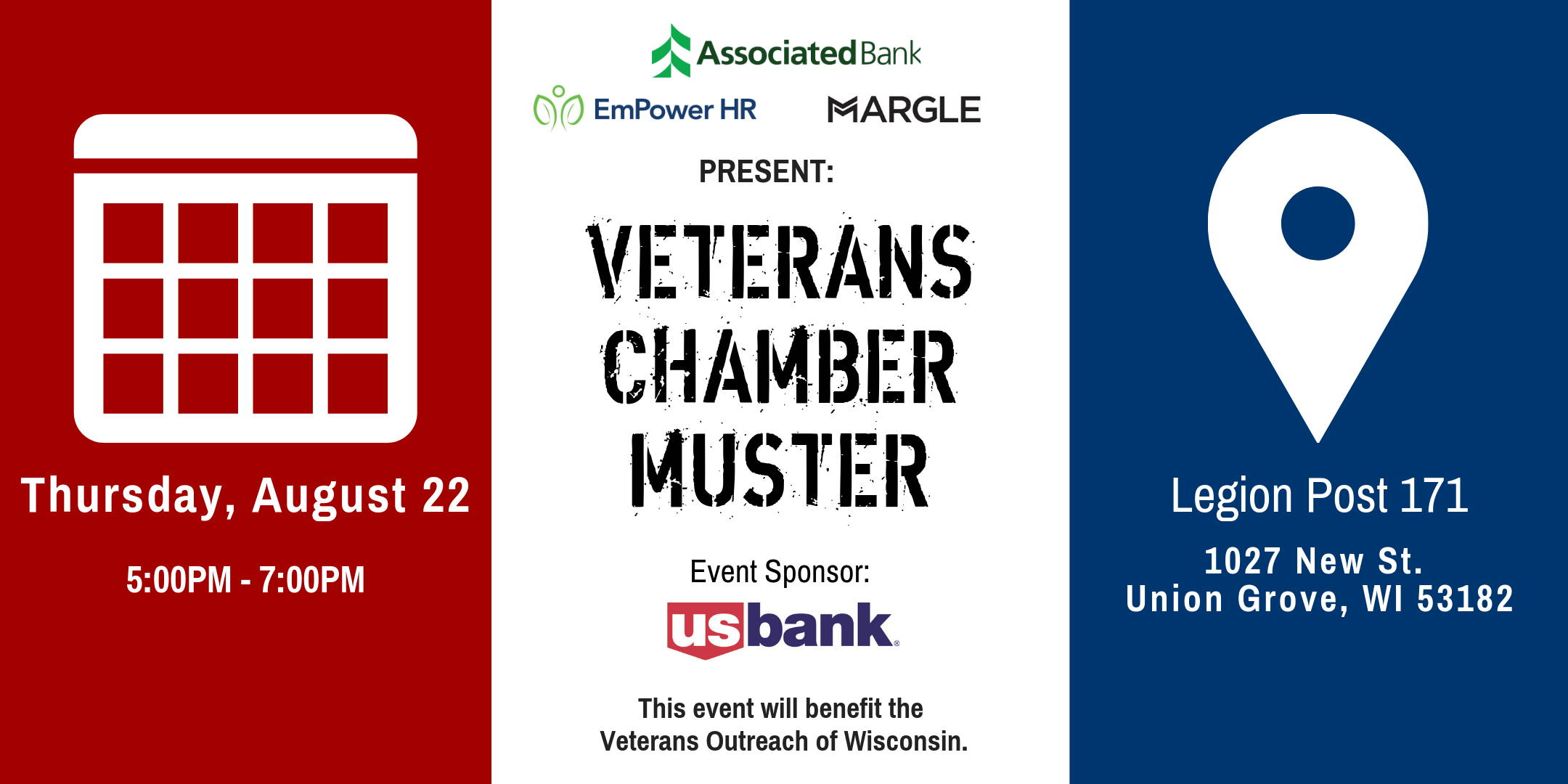 Chamber Events Calendar – Wisconsin Veterans Chamber of Commerce