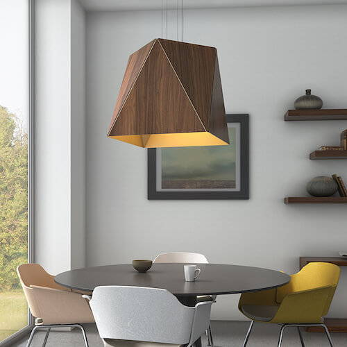 Cerno Calyx Pendant Light