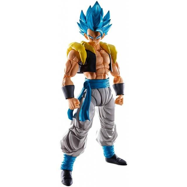 Super Saiyan God Gogeta SH Figuarts Action Figure
