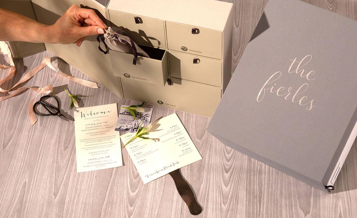 wedding edition personalized slate