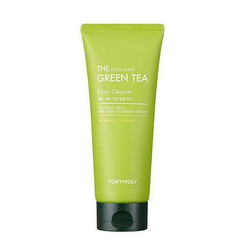 The Chok Chok Green Tea Foam Cleanser 50ml