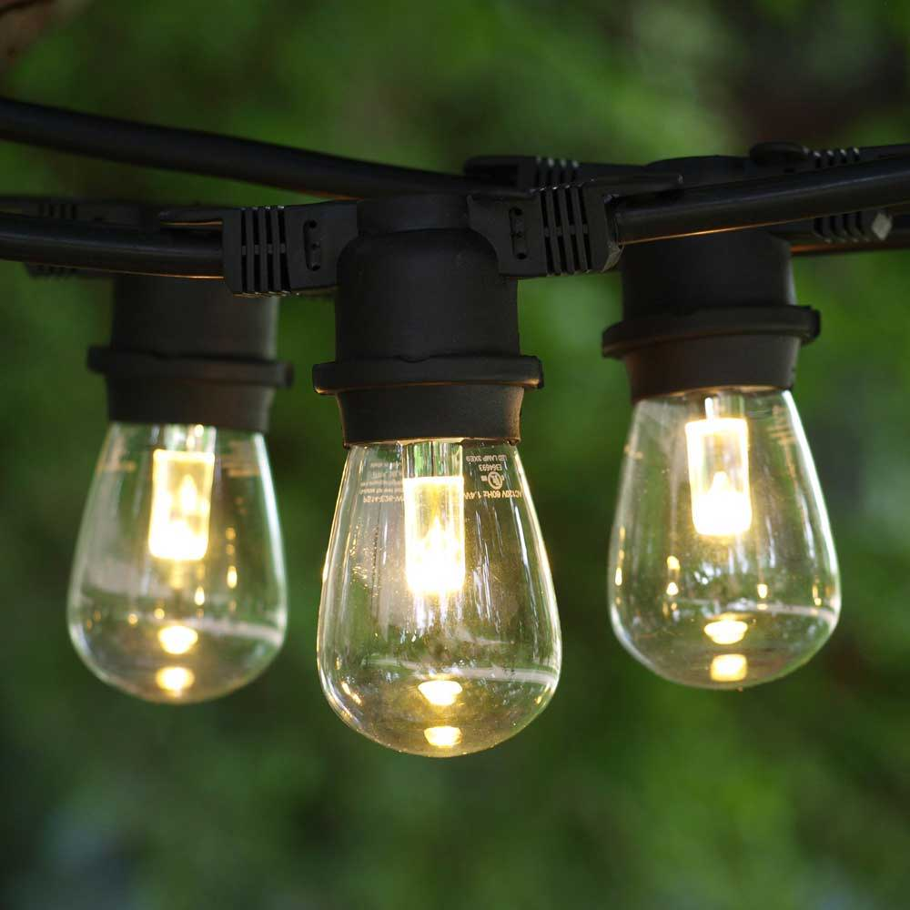 LED Commercial String Lights