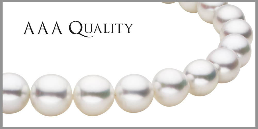 South Sea Pearl Grading: AAA Quality