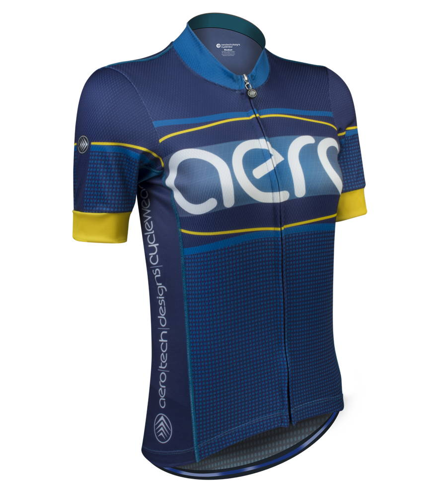 Semi Custom Cycling Clothing High Quality Made In The Usa