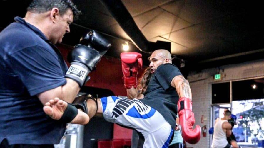Kickboxing Class muay thai mma