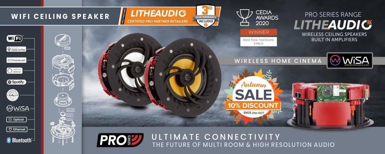 Lithe Audio 10% Discount at Audio Volt