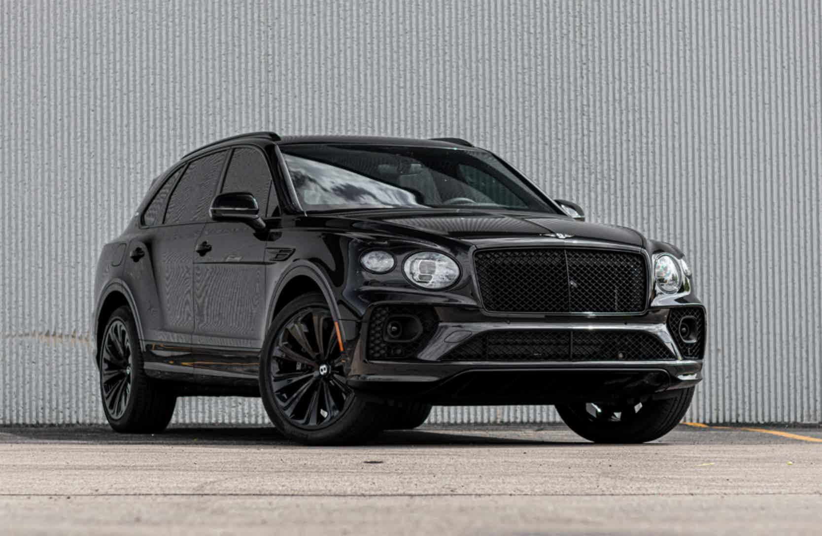 Bentley Sample