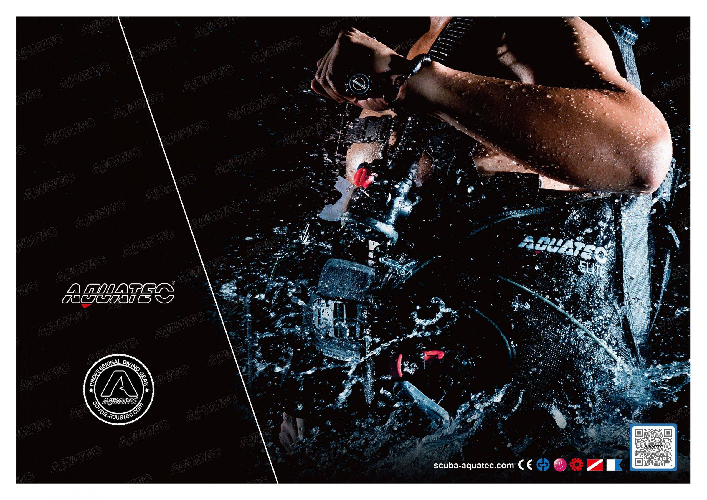 Aquatec Catalogue BCD | Dive.VENTURES