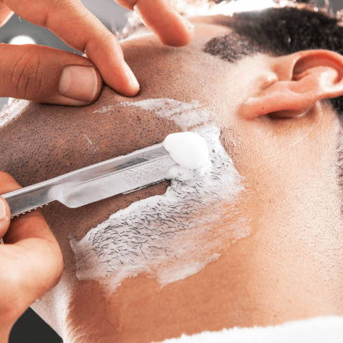 Shaving Neck properly with Straight Razor
