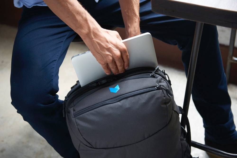 Minaal Carry-on 2.0 - The best backpack for carry-on travel with a laptop