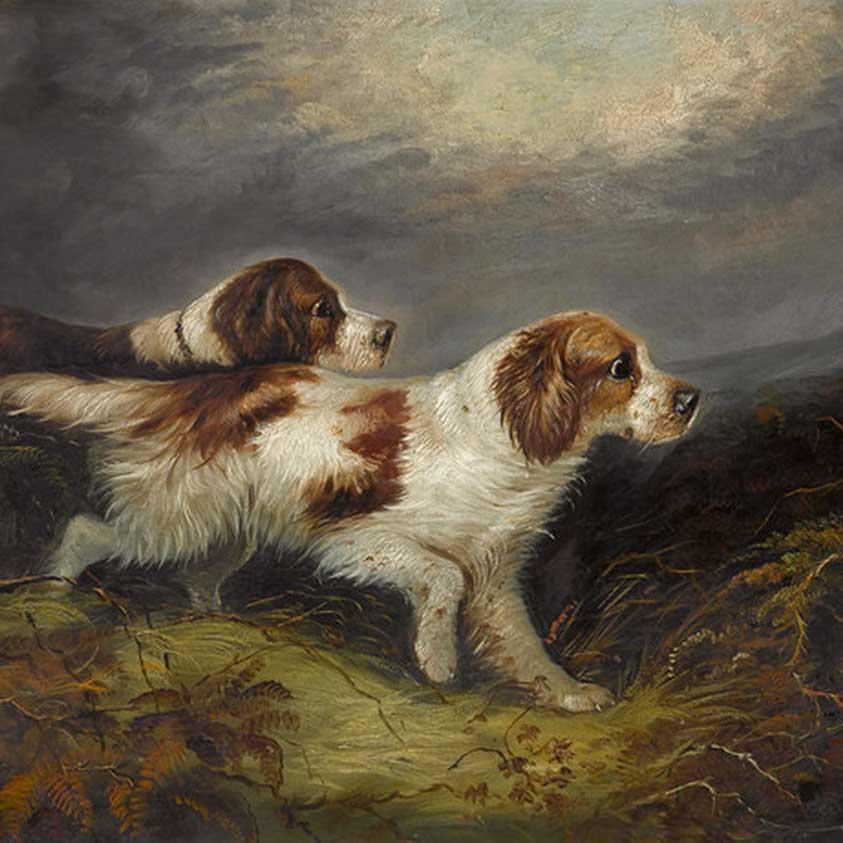 George Armfield Art
