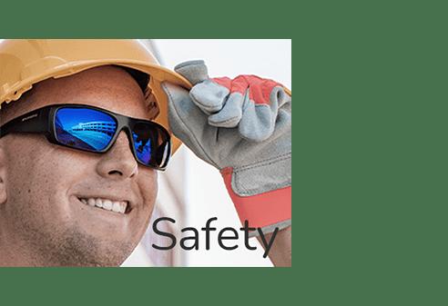 EnChroma Safety Eyewear