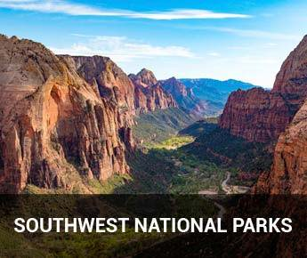 Travelbay USA Tours - USA Tailor Made Tours - Southwest National Parks