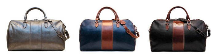 Limited Travel Bag Collection