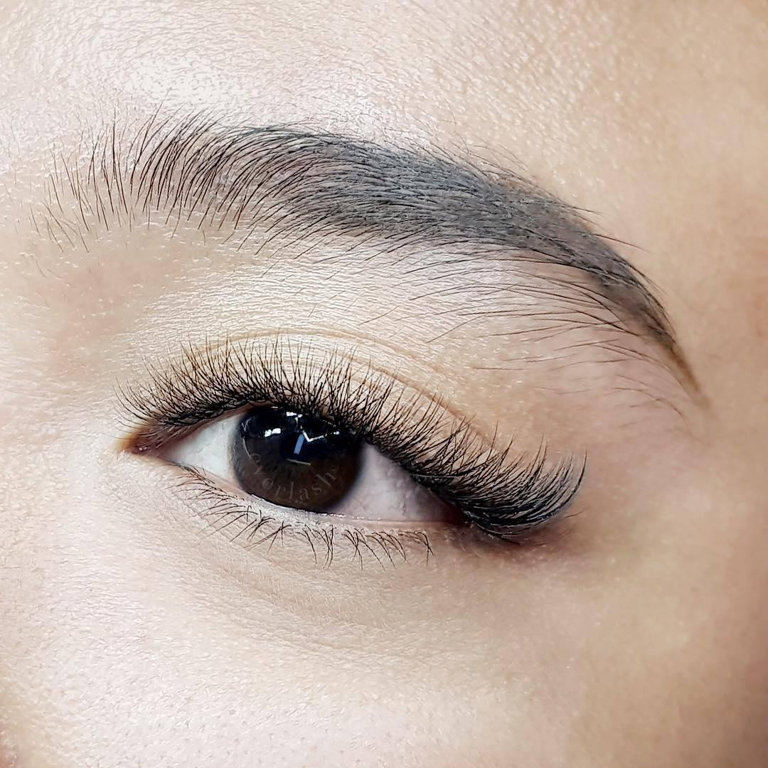 bulu mata eyelash extension di Everlash