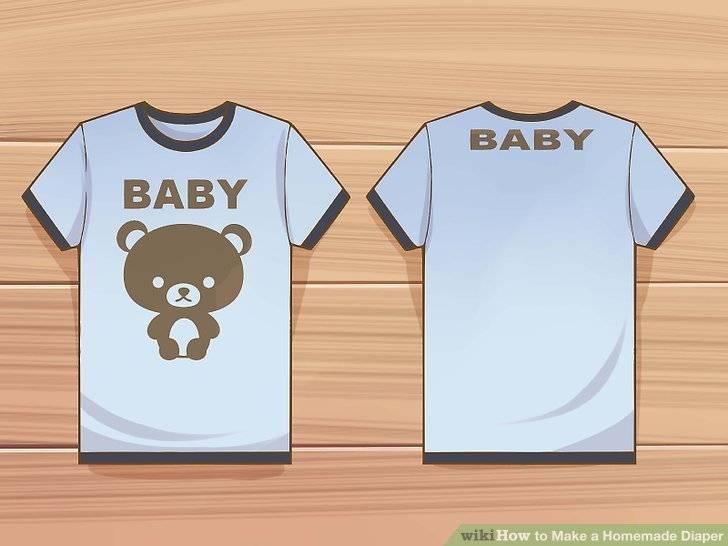 Old baby shirt