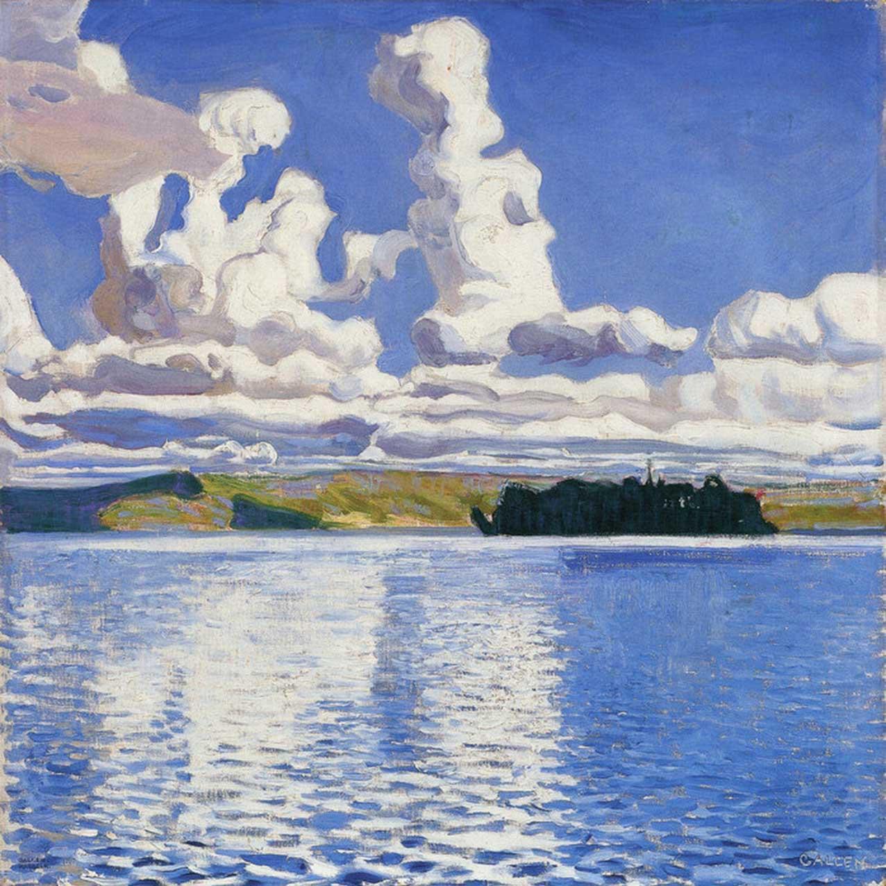 Akseli Gallen-Kallela Art