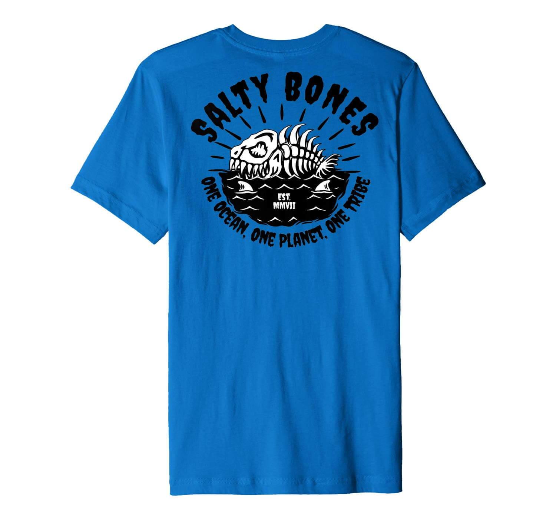 Salty Dog Shirt Back