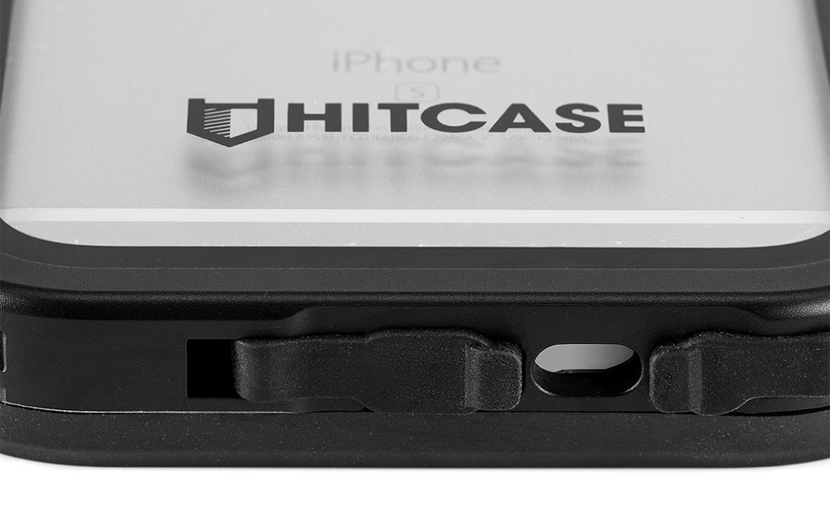 charge your iphone and listen to music port access