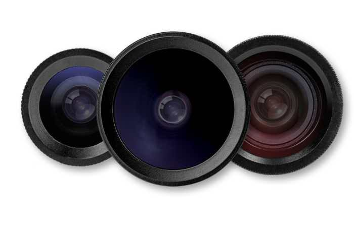 magnetic iphone lens system