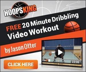 Free dribbling workout