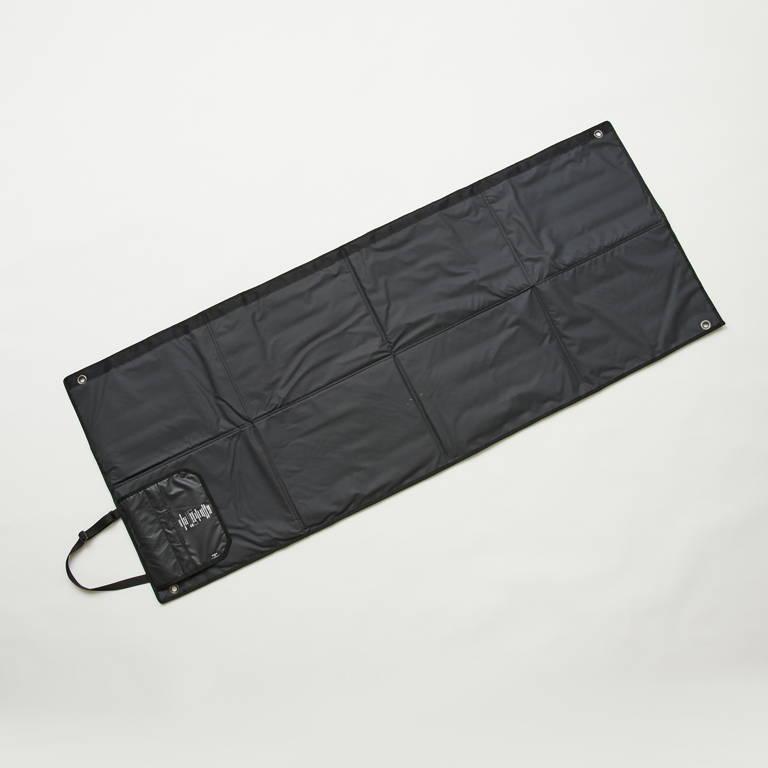 AS2OV(アッソブ)/グラウンドシート/ブラック